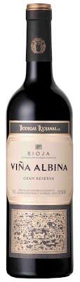 VINA ALBINA červené víno suché 2010 Gran Reserva