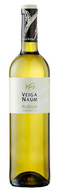 100% Albarino,suché bílé víno Rías Baixas 2017 0,75 l